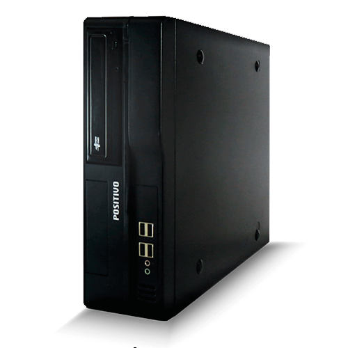 Computador Desktop Positivo Master D580 - Intel Core i5-4570 - 500GB HD - RAM 4GB - Windows 10
