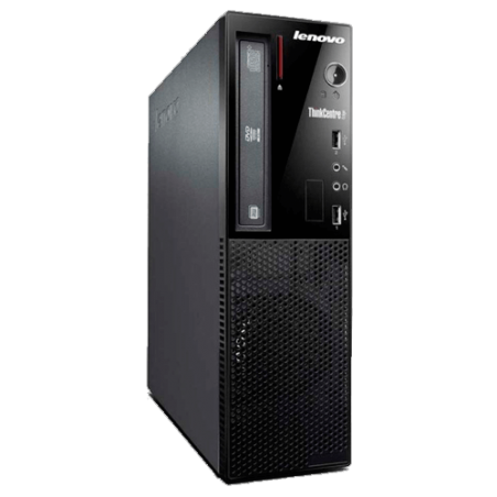 Computador Lenovo ThinkCentre E73-10BFS00000 - Intel Core i5-4570 @ 2.90GHz - 4GB - 500GB - Windows 8 Pro