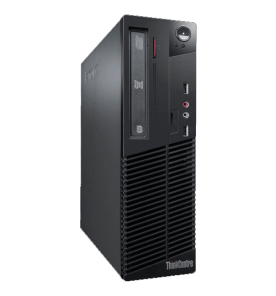 Computador Lenovo ThinkCentre G72-3497DGP - Intel Core i3-3320 - HD 500GB - Preto - RAM 4GB - Windows 8 Pro