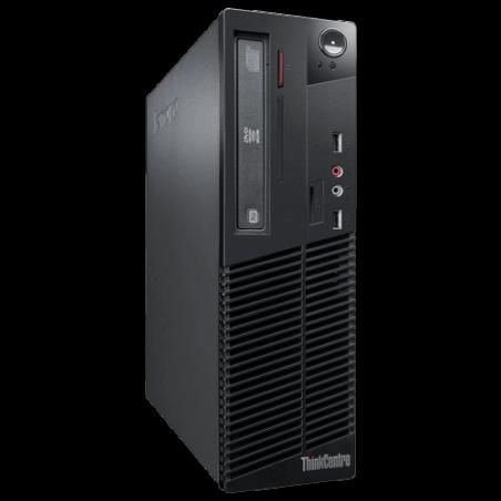 Computador Lenovo ThinkCentre G72-3497DGP - Intel Core i3-3320 - 500HD - Preto - 4GB - Windows 8 Pro