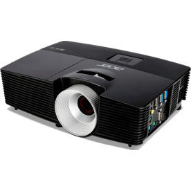 Projetor Acer P1283-BRZ - DPL - 3000 ANSI Lumens - HDMI - 3D Ready - Resolução 1024x768