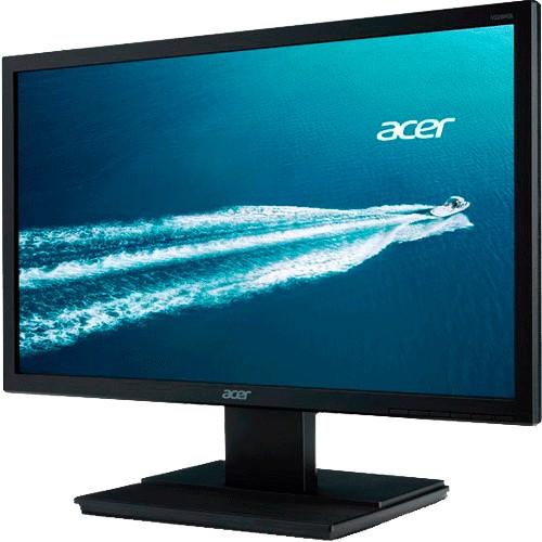 "Monitor Acer V206HQL LED 19.5"" - 1366 X 768 Widescreen"