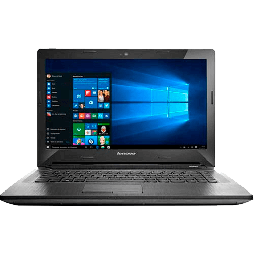 "Notebook Lenovo G40-80-80JE000HBR - Intel Core i3-5005U - RAM 4GB - HD 1TB - LED 14"" - Windows 10"