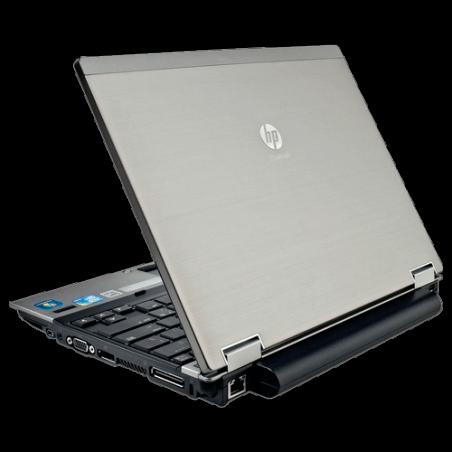 "Notebook HP Elitebook 2540P - Intel Core i7-640 - RAM 2GB - HD 160GB - Windows 10 - Tela 12.1"""