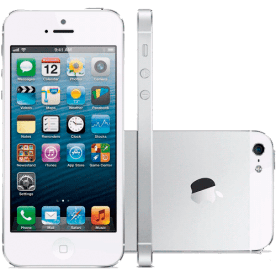 iPhone 5 16GB Branco