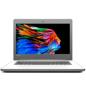"Notebook Lenovo 310-14ISK-80UGS00000 - Branco - Intel Core i3-6100U - RAM 4GB - HD 500GB - Tela 14"" - Linux"
