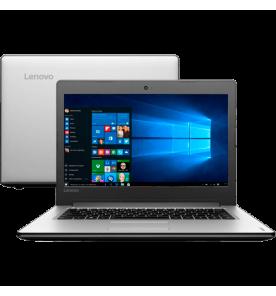 "Notebook Lenovo Ideapad - 310-14ISK - Intel Core i3-6006U - RAM 4GB - HD 1TB - Tela 14"" - Windows 10"
