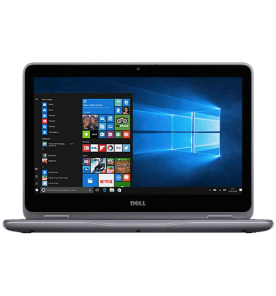 "Notebook 2 em 1 Dell Inspiron 11 3000 - Intel Pentium N3710 - RAM 4GB - HD 500GB - Touchscreen - Tela LED 11.6"" - Windows 10"