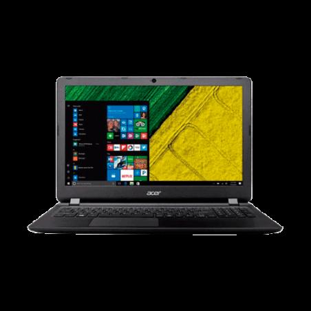 "Notebook Acer ES1-533-C76F - Preto - Intel Celeron - Quad Core - RAM 4GB - HD 500GB - Tela 15.6"" - Windows 10"