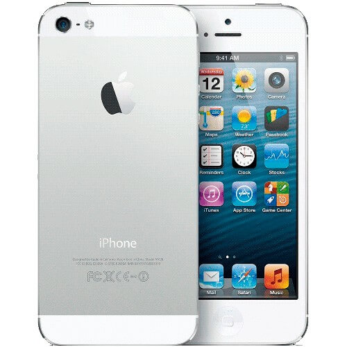 iPhone 5 32GB Branco