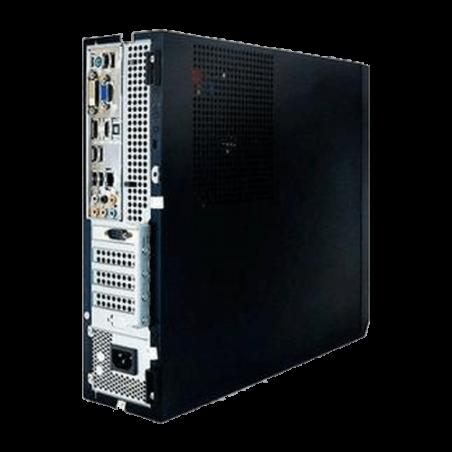 Computador Desktop Infoway ST4272 - Dual Core - RAM 4GB - HD 500GB - Windows 7 - Preto