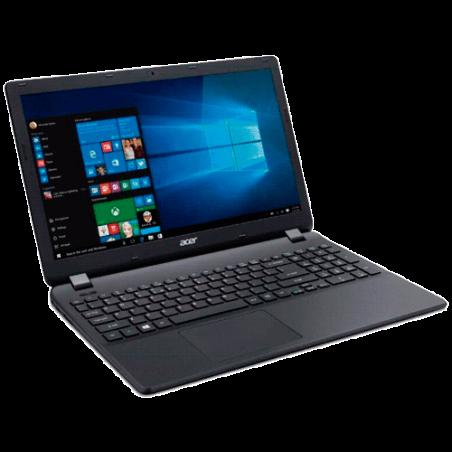 """Notebook Acer Aspire ES1-531-C0RK - Intel Celeron Quad Core N3150 - RAM 4GB - HD 500GB - LED 15.6"""" - Windows 10 - Cinza"""