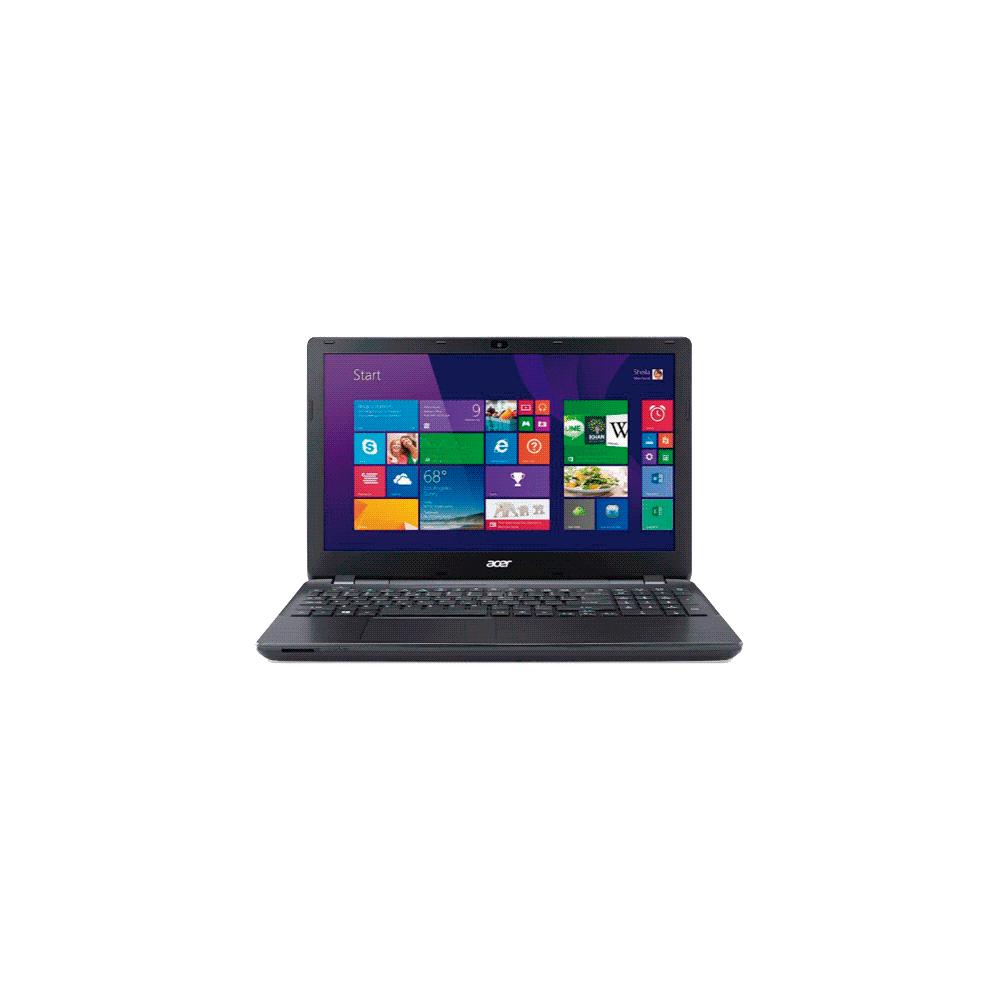"Notebook Acer E5-571-31FJ - Intel Core i3-4005U - RAM 4GB - HD 500GB - LED 15.6"" - Windows 8.1 - Preto"