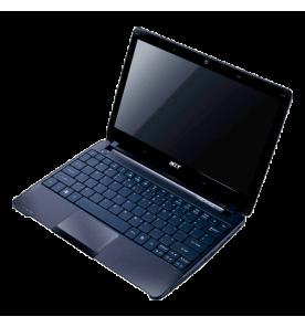 "Netbook Acer AO722-0424 - 11,6"" - Dual Core C50 - RAM 2GB - HD 500GB - Windows 7 Starter"