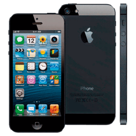 iPhone 5 64GB Preto