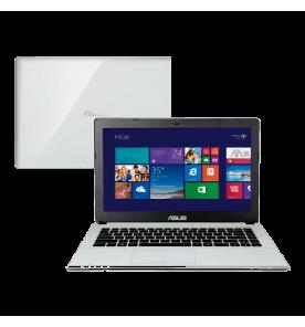"Notebook Asus X450CA-BRAL-WX235H - Intel Core I3 - RAM 6GB - HD 500GB - Tela 14"" - Windows 8"