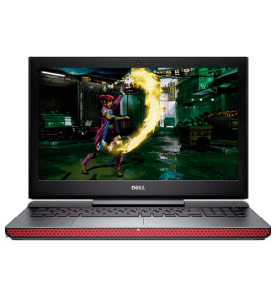 Notebook Gamer Dell Inspiron I15-7567-B30P Intel Core i7-7700HQ Geforce GTX 1050TI RAM 16GB HD 1TB SSD 256GB 15.6""