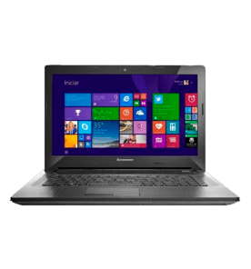 "Notebook Lenovo G40-80GA000CBR - Intel Core i7-4500U - RAM 4GB - HD 1TB - LED 14"" - Windows 8.1 - Prata"