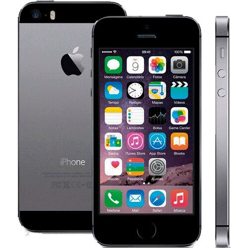 iPhone 5s 32GB Preto