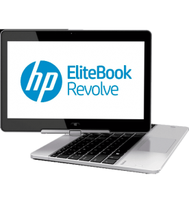 "Notebook HP EliteBook Revolve 810 G Intel Core i5-3437U RAM 4GB - SSD 256GB LED 11.6"" Touchscreen Windows 7 Professional"