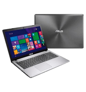 Notebook Asus X550CA-BRA-XX752H - Intel Core i3-2365M - HD 500GB - RAM 6GB - LED de 15.6'' - Windows 8
