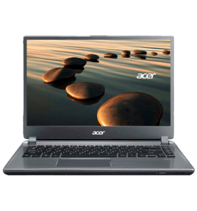 "Ultrabook Acer Prata M5-481T-6417 - Intel Core i5-3317UB - Ram 6 GB - HD 500GB - Tela LED 14"" - Windows 8"