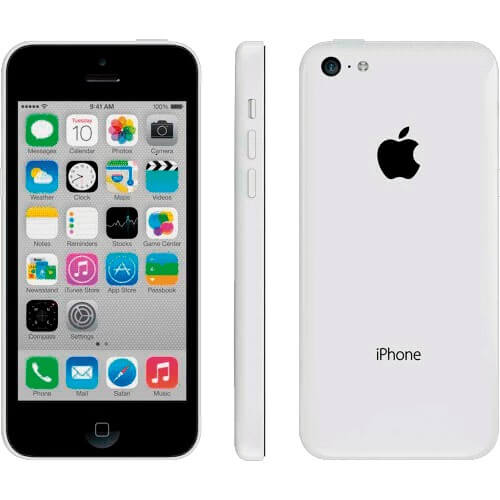 iPhone 5C 8GB Branco