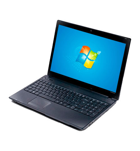 "Notebook Acer AS5742z-4898 - HD 500GB - RAM 2GB - Dual Core P6200 - Tela 15.6"" - Windows 7"