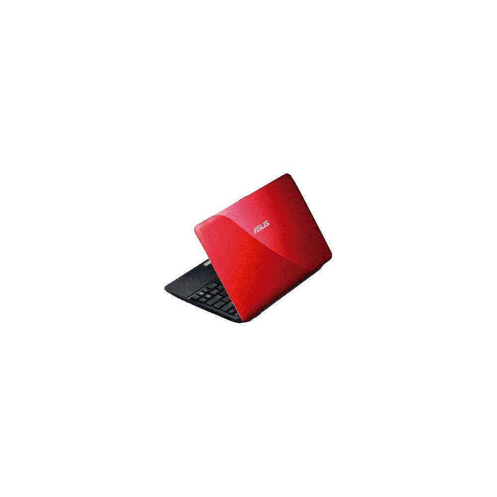 "Netbook Asus 1015BX-RED090S - AMD C60 - RAM 2GB - HD 320GB - Tela 10.1"" - Windows 7 Starter"