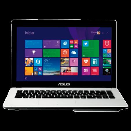 "Notebook Asus X451MA-BRAL-VX087B - Intel Celeron Quad-Core N2930 - RAM 4 GB - HD 500 GB - LED 14"" - Windows 8"