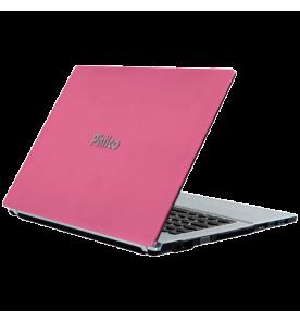 """Notebook Philco 14G-R144LM - Rosa - Intel Atom Dual Core N2600 - RAM 4GB - HD 500GB - Tela 14"""" - Linux Mandriva"""
