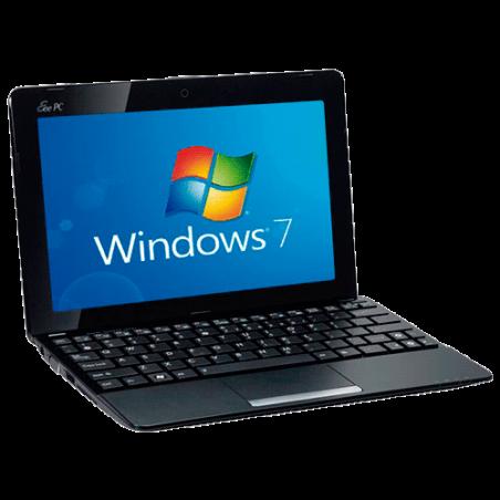 Netbook Asus 1025C-GRY031S - Intel Atom Dual Core N2600 - RAM 2GB - HD 320GB - Tela de LED 10.1'' - Windows 7 Starter