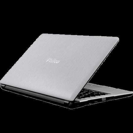 "Notebook Philco Slimbook 14G-S144WB-B - Cinza - Intel Dual Core - 500GB HD - 4GB RAM - 14""LED - Windows 7"