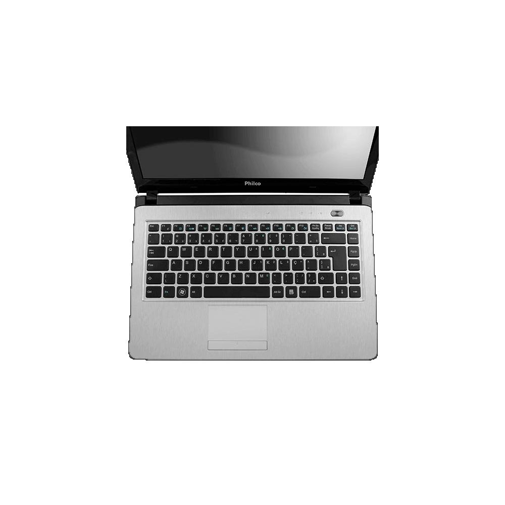 "Notebook Philco Slimbook 14I-V744LM - Vermelho - AMD Brazos Dual Core - RAM 4GB - HD 500GB - Tela 14"" - Linux"