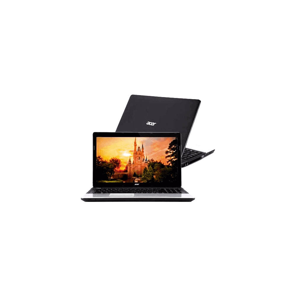 "Notebook Acer E1-531-2688 - Dual Core - Ram 2GB - HD 500GB - Windows 7 Starter - 15.6"""