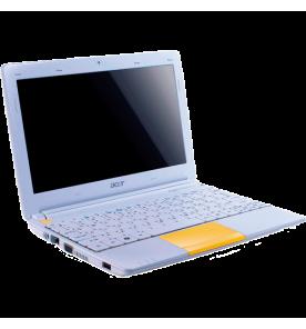 """Netbook Acer Aspire One Happy 2-1614-XC - Intel Atom N570 - RAM 2GB - HDD 500GB - Tela 10"""".1 LED - Amarelo - Windows 7 Starter"""