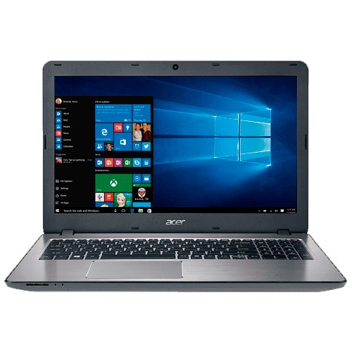 "Notebook Acer Aspire F5-573-723Q - Prata - Intel Core i7 6500U - RAM 8GB - HD 1TB - Tela 15.6"" - Windows 10"