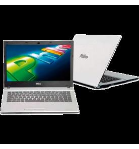 "Notebook Philco 14G2-B124WS - Dual Core - RAM 2GB - HD 500GB - Tela 14"" - Branco - Windows 7 Starter"
