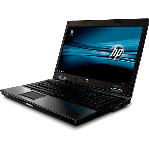 Notebook HP 8540W Mobile Workstation - Intel Core i7 Q820 @ 1.73GHz - 6GB - 320GB - NVIDIA FX 1800M - Preto - Windows 10 Home