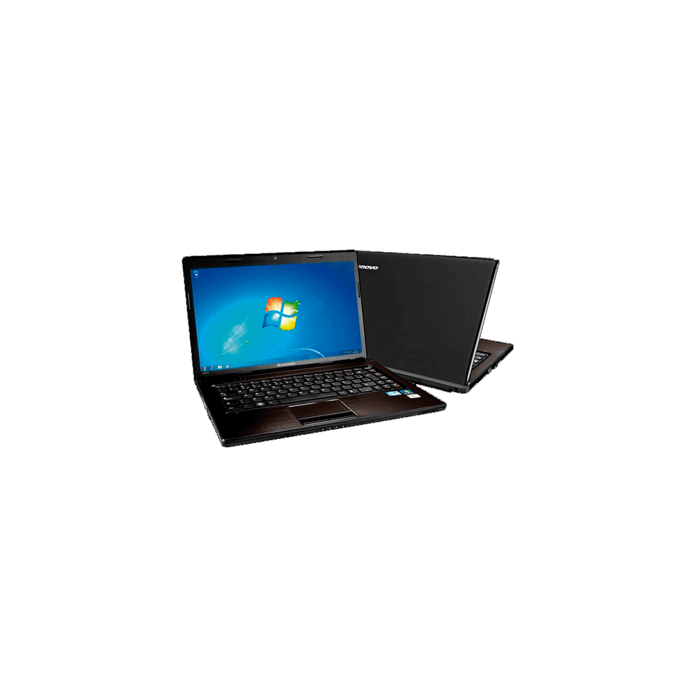 "Notebook Lenovo G470-43282QP - Intel Core i3-2310M - RAM 2GB - HD 320GB - Tela 14"" - Windows 7 Home Basic"