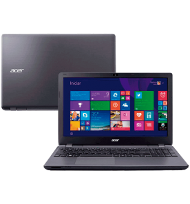 Notebook Acer E5-571G-52B7 - Intel Core i5-4210U - Geforce GT 820M - RAM 4GB - HD 1TB - LED 15.6'' - Windows 8.1