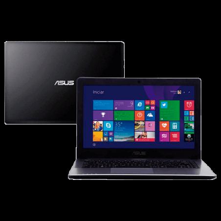 Notebook Asus X450CA-BRAL-WX233H - Intel Core i3-2375M - LED 14 - RAM 6GB - HD 500GB - Windows 8
