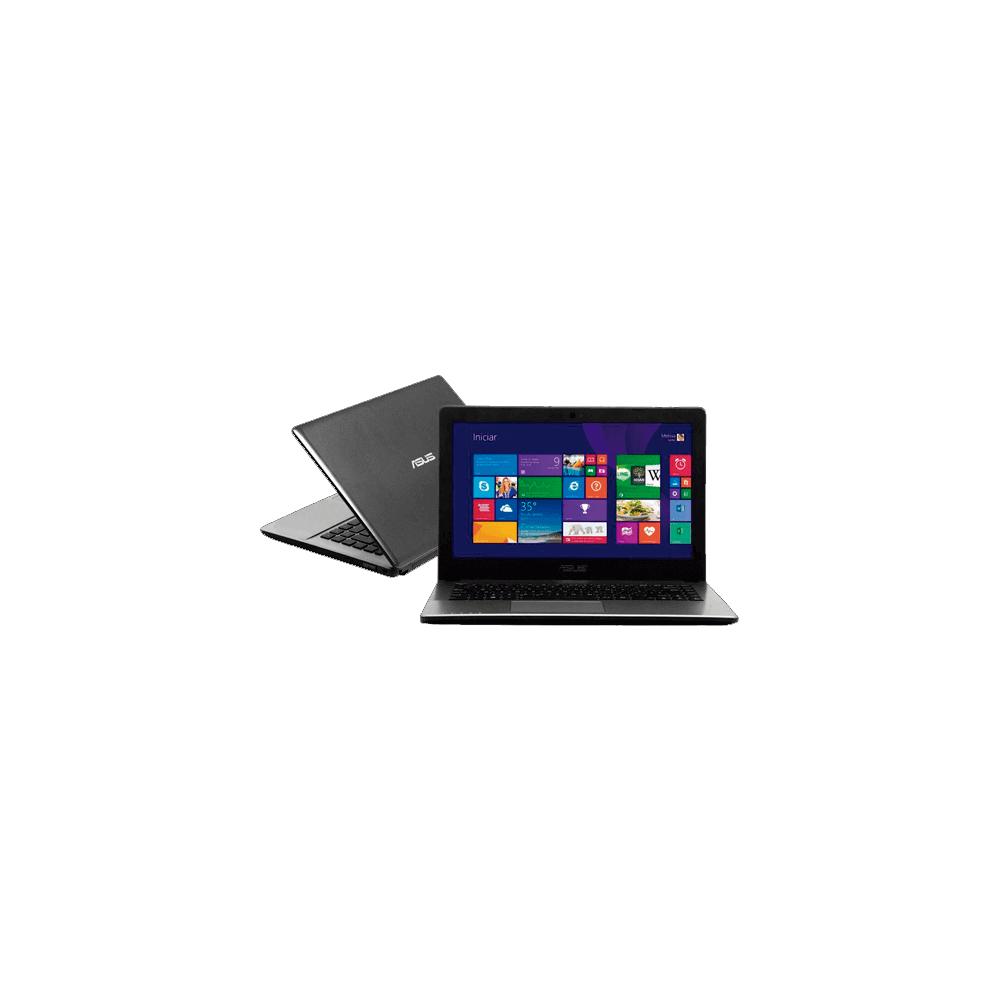 "Notebook Asus X450LC-BRA-WX109H - Intel Core i7-4500U - RAM 8GB - HD 750GB - LED 14"" - NVIDIA GeForce GT 720M - Windows 8.1"