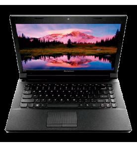 "Notebook Lenovo B490-37722FP - Intel Core i3-3110M - RAM 4GB - HD 500GB - LED 14"" - Windows 8"