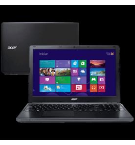 "Notebook Acer E1-532-2_BR423 - Intel Celeron 2955U - RAM 2GB - HD 320GB - LED 15.6"" - Linux"