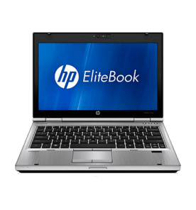"Notebook HP EliteBook 2560p - Intel Core i5-2520M - RAM 4GB - HD 250GB - Tela 12.5"" - Windows 10"