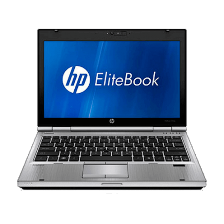 "Notebook HP EliteBook 2560p - Intel Core i5-2520M - RAM 4GB - HD 250GB - Tela 12.5"" - Windows 10"