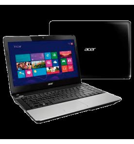 "Notebook Acer E1-530-2_BR800 - Intel Celeron 1017U - RAM 4GB - HD 320GB - LED 15.6"" - Windows 8.1"
