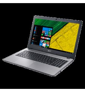 Notebook Acer F5-573G-74DT - Prata - Intel Core i7-7500U - NVIDIA GeForce 940MX - RAM 16GB - HD 2TB - Tela 15.6 - Windows 10
