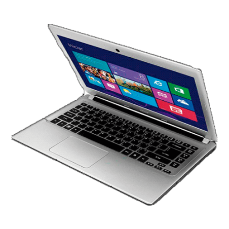 Notebook Acer V5-471-BR647 - Intel Core i7-3537U - RAM 6GB - HD 500GB - LED 14'' - Windows 8